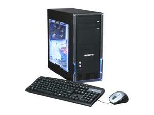 iBUYPOWER Desktop PC Gamer Power 940K Intel Core i5 655K (3.20GHz) 4GB DDR3 500GB HDD Windows 7 Home Premium 64-bit