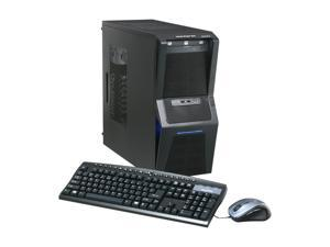 iBUYPOWER Gamer Power 918i Desktop PC Intel Core i3 4GB DDR3 1TB HDD Windows 7 Home Premium 64-bit