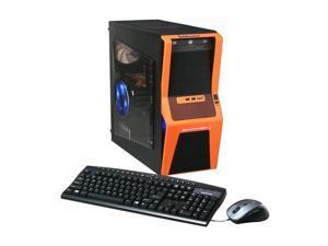 iBUYPOWER Desktop PC Gamer Extreme 569Q6 Phenom II X6 1055T (2.8 GHz) 4 GB DDR3 1 TB HDD NVIDIA GeForce GTX 460 Windows 7 Home Premium 64-bit