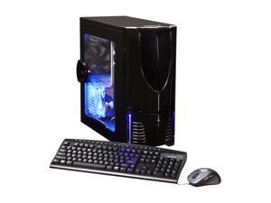 iBUYPOWER Desktop PC Gamer Extreme 573D3 Phenom II X4 965 (3.4 GHz) 4 GB DDR3 1 TB HDD AMD Radeon HD 6850 Windows 7 Home Premium 64-bit