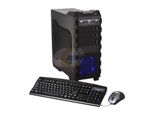 iBUYPOWER Gamer Supreme 945SLCK Desktop PC Intel Core i5 8GB DDR3 1TB HDD Windows 7 Home Premium 64-bit