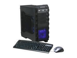 iBUYPOWER Desktop PC Gamer Extreme 577Q6 Phenom II X6 1055T (2.8 GHz) 8 GB DDR3 1 TB HDD NVIDIA GeForce GTX 560 Ti Windows 7 Home Premium 64-bit