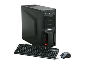 iBUYPOWER Gamer Power 578D3 Desktop PC Phenom II X4 4GB DDR3 1TB HDD Windows 7 Home Premium 64-bit