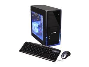 iBUYPOWER Desktop PC Gamer Extreme 536D3 Phenom II X4 955 (3.2 GHz) 8 GB DDR3 1 TB HDD AMD Radeon HD 6870 (1 GB) Windows 7 Home Premium 64-bit