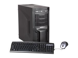 iBUYPOWER Gamer EXTREME 923i Desktop PC Intel Core i5 8GB DDR3 1TB HDD Windows 7 Home Premium 64-Bit