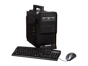 iBUYPOWER Desktop PC Gamer Extreme LAN980 Intel Core i7 2600 (3.40 GHz) 8 GB DDR3 1 TB HDD AMD Radeon HD 6870 1GB Video Card Windows 7 Home Premium 64-Bit