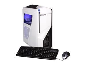 iBUYPOWER Gamer Power A510APU Desktop PC A6-Series APU 8GB DDR3 500GB HDD Windows 7 Home Premium 64-Bit