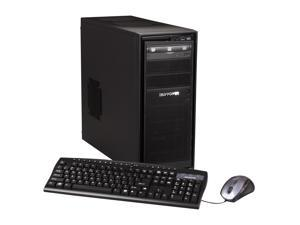 iBUYPOWER Gamer Extreme NE905i Desktop PC Intel Core i5 8GB DDR3 500GB HDD Windows 7 Home Premium 64-Bit