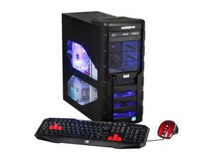 iBUYPOWER Gamer Extreme NE798i Desktop PC Intel Core i7 16GB DDR3 500GB HDD+120GB SSD HDD Windows 8 64-Bit