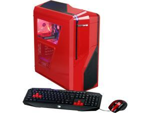 iBUYPOWER Gamer Extreme NE692FX Desktop PC AMD FX-Series 8GB DDR3 500GB HDD Windows 7 Home Premium 64-Bit