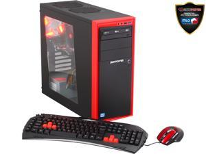 iBUYPOWER Solaris Series NE712i Desktop PC Intel Core i7 8GB DDR3 1TB HDD Windows 7 Home Premium 64-bit