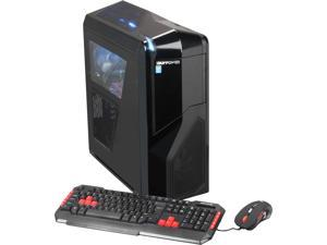iBUYPOWER Desktop PC Phantom Series NE723i Intel Core i5 4670K (3.40 GHz) 16 GB DDR3 1TB HDD + 120GB SSD HDD Windows 8.1 ...