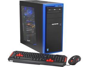 iBUYPOWER Desktop PC SOURCE SERIES NE752i Intel Core i7 4770K (3.50GHz) 8GB DDR3 1TB Serial-ATA-III Hard Drive +120GB SSD ...