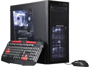 iBUYPOWER Desktop Computer NE460FX AMD FX-Series FX-6300 (3.50 GHz) 8 GB DDR3 1 TB HDD AMD Radeon RX 460