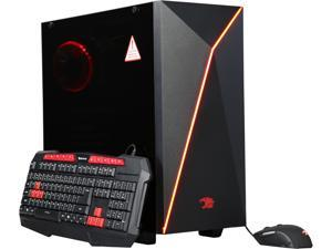 iBUYPOWER Desktop PC NE005A AMD FX-Series FX-8320 (3.50 GHz) 8 GB DDR3 2 TB HDD NVIDIA GeForce GT 730 Windows 10 Home 64-Bit