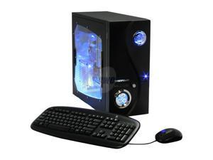 CyberpowerPC Desktop PC Gamer Infinity 7517 Core 2 Quad Q9400 (2.66 GHz) 4 GB DDR2 500 GB HDD NVIDIA GeForce 9800 GTX+ Windows Vista Home Premium 64-Bit