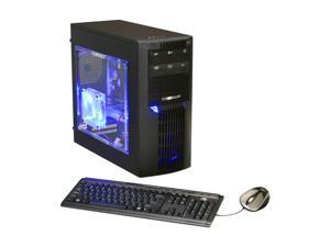 CyberpowerPC Desktop PC Gamer Xtreme 1024 Intel Core i7 870 (2.93 GHz) 8 GB DDR3 1 TB HDD NVIDIA GeForce GTX 295 Windows Vista Home Premium 64-bit (With Windows 7 Upgrade Coupon)