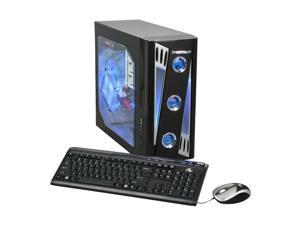 CyberpowerPC Gamer Xtreme 1047 Desktop PC Intel Core i7 4GB DDR3 1TB HDD Windows 7 Home Premium 64-bit