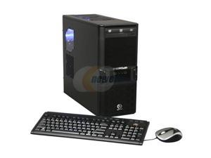 CyberpowerPC Gamer Xtreme 1050 Intel Core i5 4GB DDR3 1TB HDD Capacity Windows 7 Home Premium 64-bit