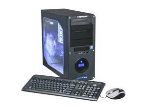 CyberpowerPC Gamer Ultra 2065LQ Desktop PC Phenom II X6 8GB DDR3 1TB HDD Windows 7 Home Premium 64-Bit