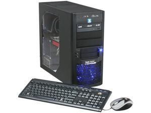 CyberpowerPC Gamer Xtreme 1091LQ Desktop PC Intel Core i7 12GB DDR3 1TB HDD Windows 7 Home Premium 64-bit