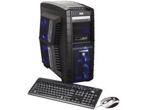 CyberpowerPC Gamer Xtreme 1310LQ Desktop PC Intel Core i7 8GB DDR3 2TB HDD Windows 7 Home Premium 64-bit