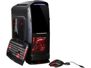 CyberpowerPC Desktop PC Gamer Ultra 2098 FX-4000 Series FX-4300 (3.80 GHz) 8 GB DDR3 500 GB HDD AMD Radeon R7 240 Windows 10 Home 64-Bit