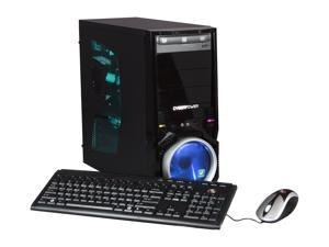 CyberpowerPC Gamer Ultra 2117 Desktop PC AMD FX-Series 8GB DDR3 1TB HDD Windows 7 Home Premium 64-Bit