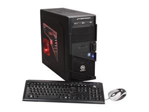 CyberpowerPC Desktop PC Gamer Xtreme 1340 Intel Core i5 3550 (3.30GHz) 8GB DDR3 1TB HDD Windows 7 Home Premium 64-Bit