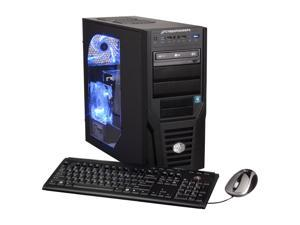 CyberpowerPC Gamer Xtreme 1345 Intel Core i7 8GB DDR3 1TB HDD Capacity Windows 7 Home Premium 64-Bit