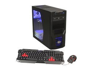 CyberpowerPC Desktop PC Gamer Xtreme 1349 Intel Core i5 3570 (3.40GHz) 8GB DDR3 1TB HDD Windows 7 Home Premium 64-Bit