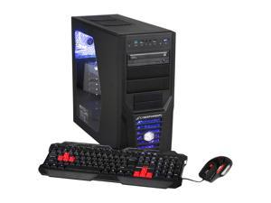 CyberpowerPC Desktop PC Gamer Xtreme 1374 Intel Core i7 3770k (3.50GHz) 8GB DDR3 1TB HDD Windows 8 64-Bit