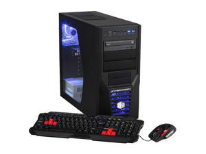CyberpowerPC Gamer Xtreme 1376 Intel Core i5 8GB DDR3 1TB HDD Capacity Windows 8 64-Bit