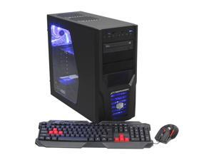 CyberpowerPC Gamer Xtreme 1377 Intel Core i7 8GB DDR3 1TB HDD Capacity Windows 8 64-Bit