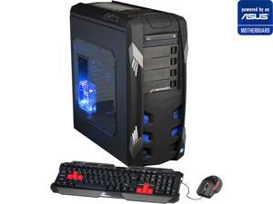 CyberpowerPC (Powered By ASUS Motherboard) Gamer Xtreme 1383LQ Desktop PC (ASUS P8Z77-V LX Series Motherboard) Intel Core ...