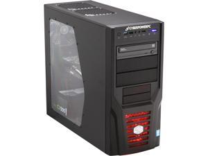 CyberpowerPC Desktop PC Stealth Raider 100 Intel Core i5 4670K (3.40 GHz) 16 GB DDR3 2 TB HDD NVIDIA GeForce GTX 770 2GB Windows 7 Home Premium 64-Bit