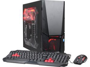 CyberpowerPC Gamer Xtreme H700 Desktop PC Intel Core i5 4670K (3.40GHz) 8GB DDR3 500GB HDD Windows 8.1 64-bit