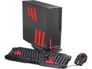 CyberpowerPC Desktop PC Zeus Mini A300 ZMA300 A10-Series APU A10-7700K (3.5 GHz) 8 GB DDR3 1 TB HDD Windows 8.1 64-bit