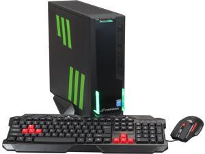 CyberpowerPC Desktop PC Zeus Mini H300 ZMH300 Intel Core i7 4770K (3.50 GHz) 8 GB DDR3 1 TB HDD NVIDIA GeForce GTX 770 Windows 8.1 64-bit