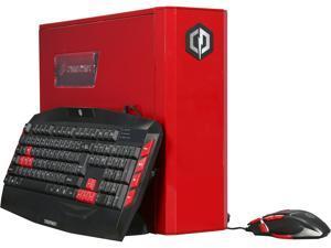 CyberpowerPC Desktop Computer VR-CANDY S300 Intel Core i7 6th Gen 6700K (4.00 GHz) 32 GB DDR4 1 TB SSD AMD Radeon R9 Fury X 4 GB HBM Windows 10 Home 64-Bit