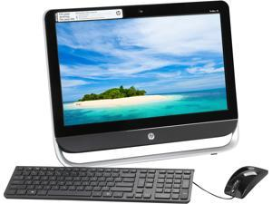 "HP 20-b310 E Series 4GB DDR3 500GB HDD 20"" Windows 8"