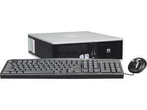 HP Desktop PC, 1 Year Warranty 7900 Core 2 Duo 3.0 GHz 4GB 750 GB HDD Windows 7 Professional