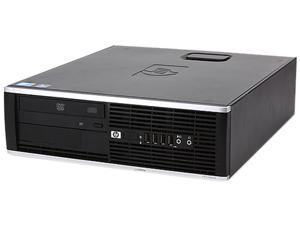 HP 8100 SFF Desktop PC Intel Core i5 4GB 250GB HDD Windows 7 Professional