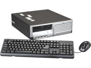HP DC7700 Desktop PC Core 2 Duo 2GB 80GB HDD Windows 7 Professional 64bit