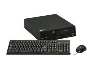 ThinkCentre Desktop PC M55 Pentium 4 3.06GHz 512MB 80GB HDD Windows 7 Home Premium