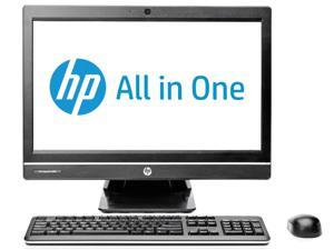 "HP Business Desktop Intel Core i3 Standard Memory 4 GB Memory Technology DDR3 SDRAM 500GB HDD 21.5"" Windows 7 Professional"