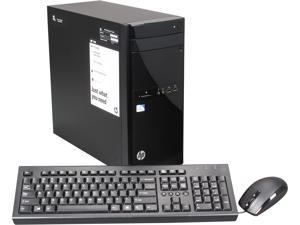 HP 110-040 (H5P43AA#ABA) Desktop PC Pentium 4GB DDR3 1TB HDD Windows 8