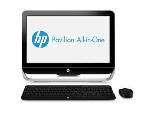 "HP Desktop PC Pavilion 23-b034 (H3Z61AAR#ABA) A6-Series APU A6-5400K (3.6GHz) 6GB DDR3 1TB HDD 23"" Windows 8 64-bit"