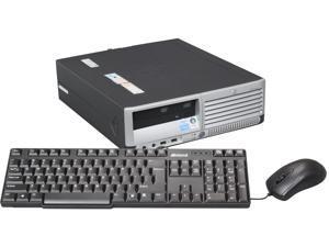 HP DC7700 Desktop PC Pentium D 4GB 80GB HDD Windows 7 Home Premium