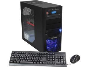 Avatar Desktop PC Gaming FX77 AMD FX-Series FX-6100 (3.3 GHz) 8 GB DDR3 1 TB HDD AMD Radeon HD 7770 1GB Windows 8  64-bit